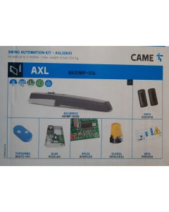 8K01MS-016 KIT BATTENTE 2M X ANTA C/TELEC+AF43S+DIR10+LAMP