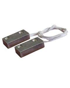 A-R3 Contatto magnetico rettangolare in metallo