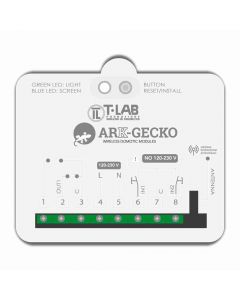 ARK-GECKO Modulo domotico wireless