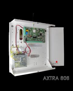 AXTRA808 Centrale antifurto axel 8 zone espandibile - interfaccia lan e gsm a bordo