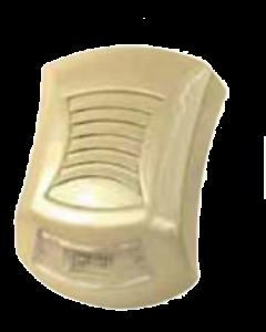 SAR-ASM SIRENA EST.INOX CALOTTA ABS ANTISCHIUMA + LED